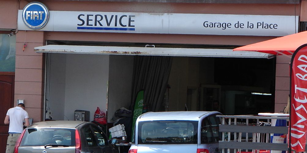 Garage de la place acv vevey for Garage de la diligence taverny