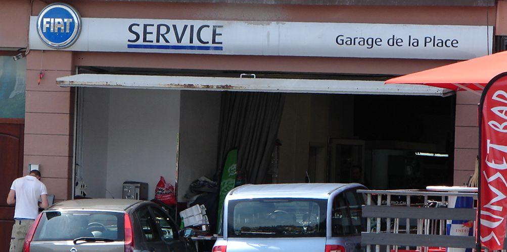 Garage de la place acv vevey for Garage fiat englos horaires
